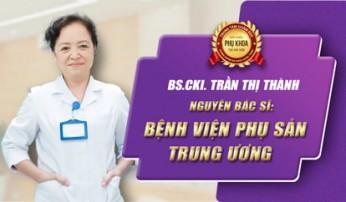 BS. Bác sĩ Trần Thị Thành