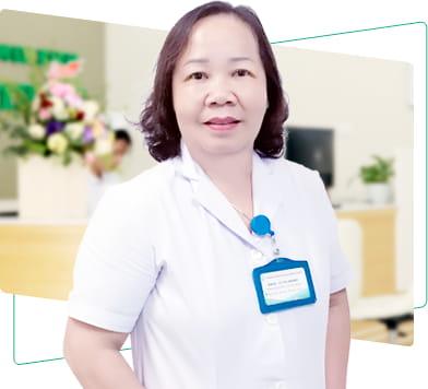 Bác sĩ Cù Thị Khanh