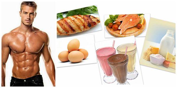 Chế độ dinh dưỡng chưa xuất tinh sớm