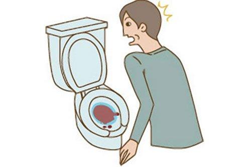 tiểu rắt ra máu ở nam giới